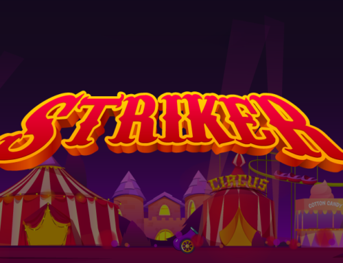 We added a New Game Called Striker to Our Websites